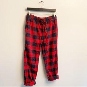 J.Crew Flannel Pajama Pants